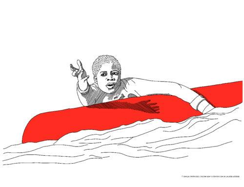 """Série """"Migrants, le fil rouge"""""""